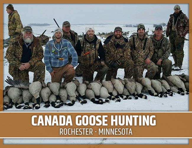Premier Flight Guide Service Canada Goose Hunting