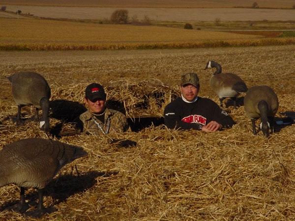 Early Season Goose Hunting