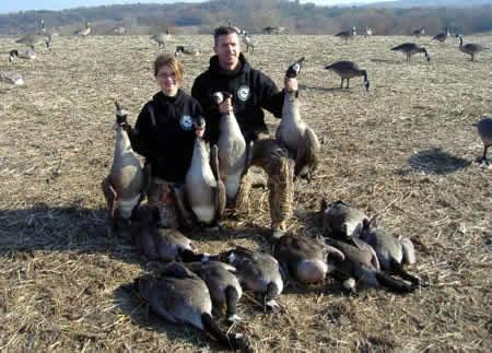 Rochester Canada Goose Hunts